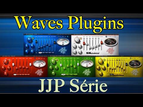 [#Vídeo9] Waves Plugins - Série JJP(Jack Joseph Puig)