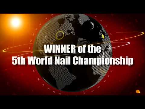 5th World Nail Championship WORLD NEWS THE WINNER IS KATALIN SZIKSZAI