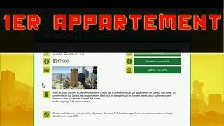 Mon 1er appartement et le meilleur de GTA 5 [Découverte]