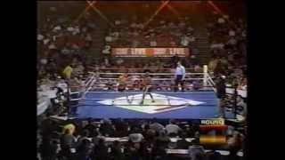 Rolando Reyes vs. John Brown - 11/22/2003 - Anaheim, CA