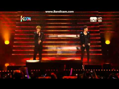 121014 EXO-M 'What is Love' at KCON 2012