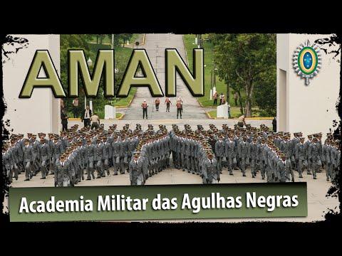 Academia Militar das Agulhas Negras (AMAN)