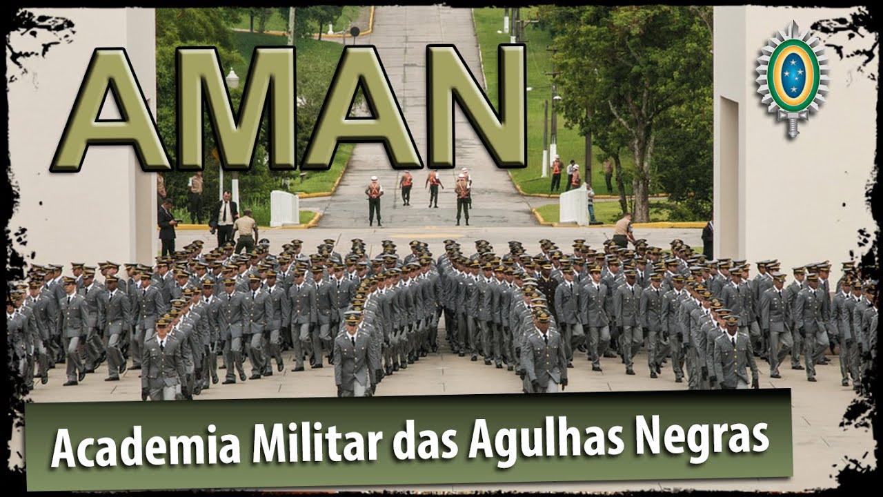 Academia Militar das Agulhas Negras (AMAN) - YouTube