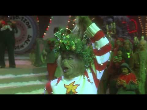 How The Grinch Stole Christmas (movie clip) (2)
