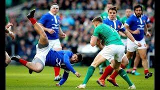 First Half Highlights: Ireland v France | Guinness Six Nations