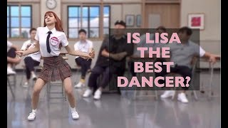 Download lagu 8 Reasons Why Lisa is the 1 Dancer BLACKPINK CUTE AND FUNNY MOMENTS