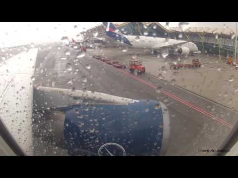 TAROM flight RO416 (Madrid - Bucharest) A310