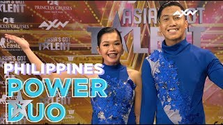 How It All Began With Power Duo | Asia's Got Talent 2019 on AXN Asia