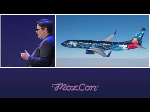 MozCon 2015 - 02 - How To Make Your Marketing Match Your Reality With Dana DiTomaso