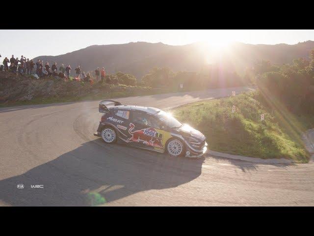 DJI - WRC - Corse 2018