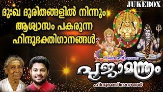 ദുഃഖ ദുരിതങ്ങളിൽ നിന്നും ആശ്വാസംപകരുന്ന ഹിന്ദുഭക്തിഗാനങ്ങൾ |New Devotional Songs Malayalam