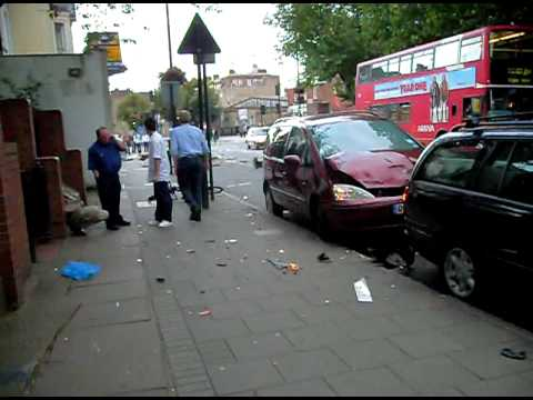 The crash 1, seven sisters road