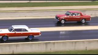 1969 SC Rambler vs 1963 Super Lark R2