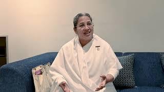 Interview 00   Brahma Kumari Harshaben