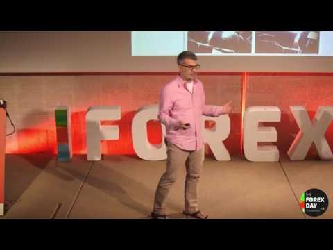 Rob Booker. 50 Sombras de Forex en Forex Day 2017