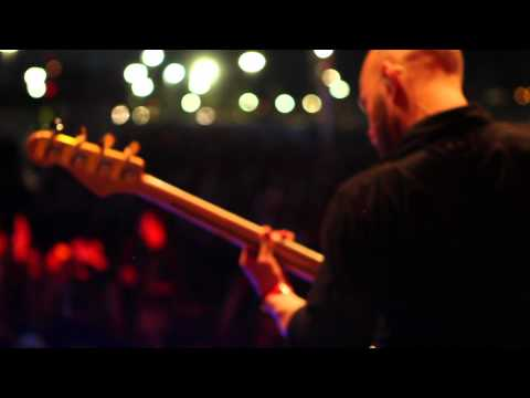 Taking Back Sunday - Faith (When I Let You Down) Bamboozle and Studio Footage [Music Video]