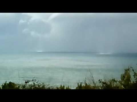 Tornado in Albania,
