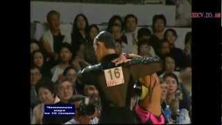 Чемпионат мира по 10 танцам - 2007 - полуфинал и финал