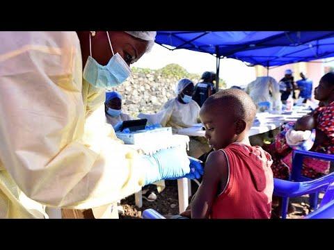 منظمة الصحة العالمية تعلن تفشي الإيبولا حالة طوارئ صحية دولية …  - 21:54-2019 / 7 / 17
