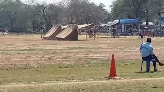 Mednapur police ground ( pmt & pet 2019)
