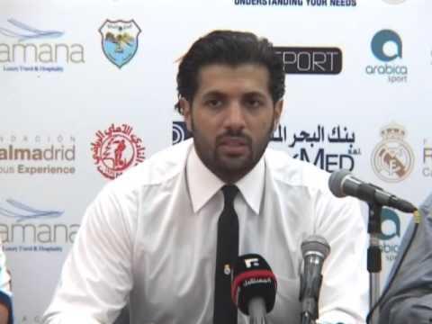 Real Madrid Camp Press Conference 2014 (Lebanon)