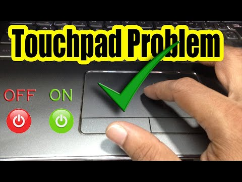 Touchpad not working | Mouse not working | Fix in Windows 10,8,7,Xp (All Model Laptops)