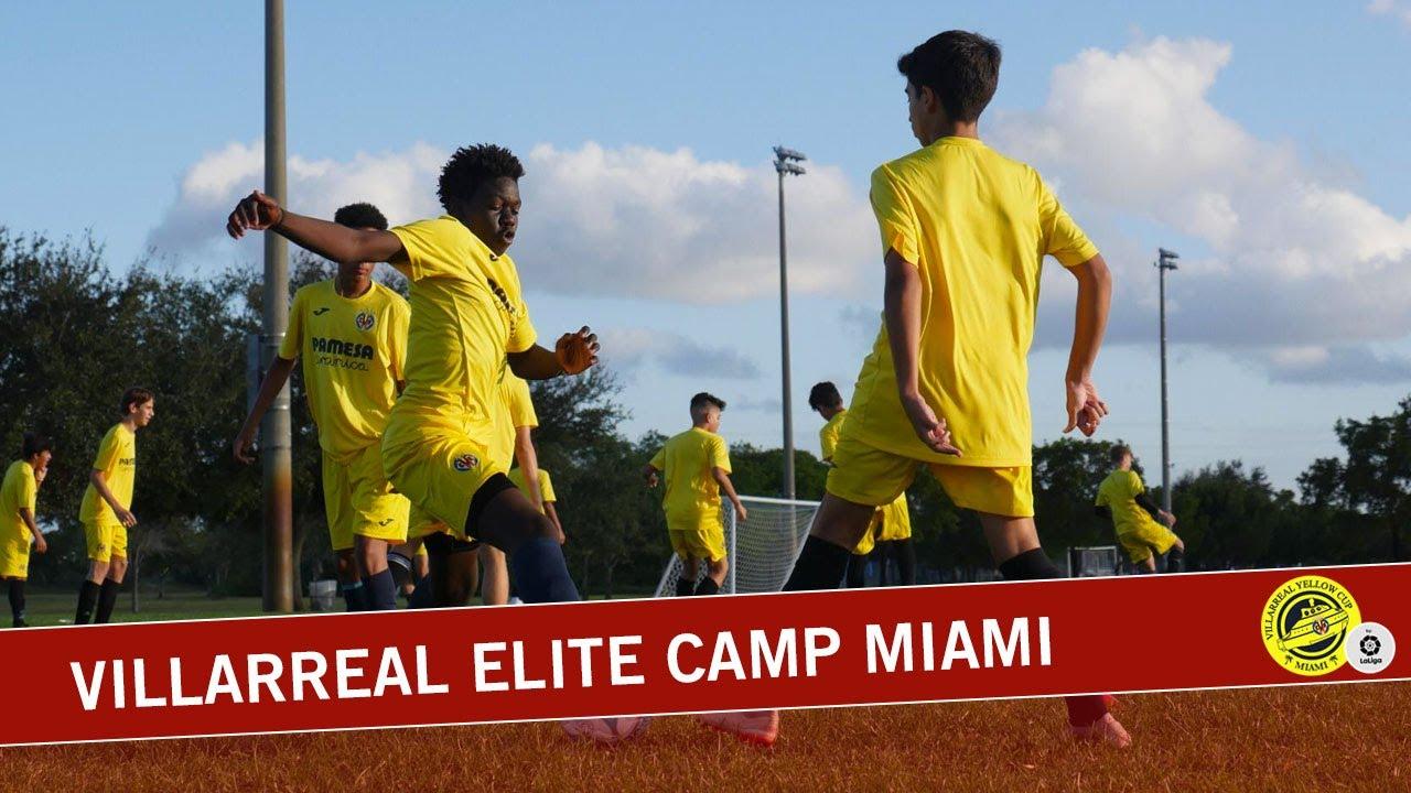 Villarreal Elite Camp Miami - Día 2   2019