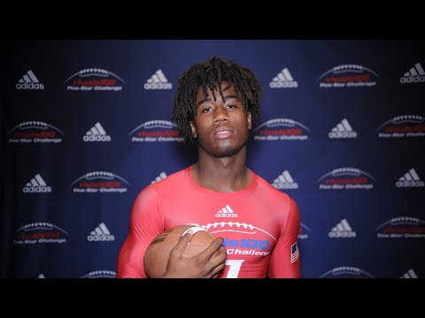 RivalsChallenge: James Cook analysis