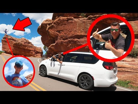 facing-our-fears!-funhouse-family-road-trip-(vlog-4)