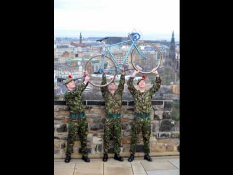 Soldiers Europe Charity Cycle