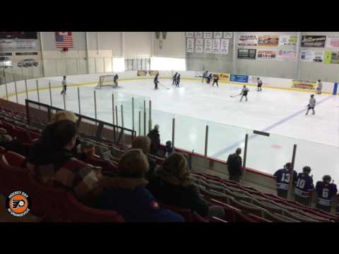 Playoffs Week THREE - Hockey Day in Orangeville - Peewee - Blue vs Silver