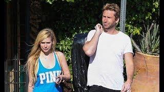 Скачать Avril Lavigne Husband Chad Kroeger