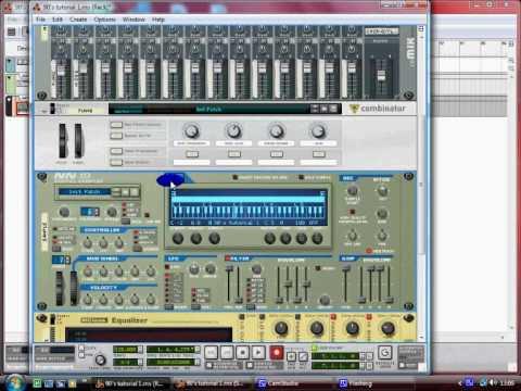 Old skool 90's Rave sound tutorial 1