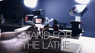 ⇒ Diy I Build A Stand For My First Lathe