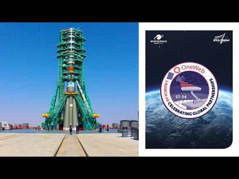 Arianespace Flight ST34 - OneWeb - August 20 (EN)