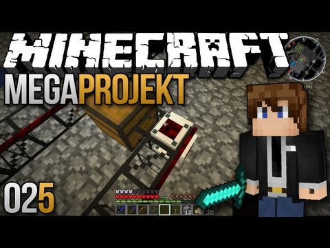 Erste Iron Gates | #025 | Minecraft FTB | LetsGameYourPlay | MegaProjekt