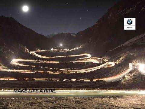 Christmas Ride Across The Alps With Seasonal Horsepower Youtube