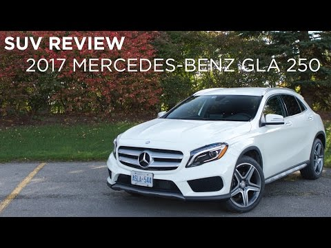 Car Review | 2017 Mercedes Benz GLA 250 | Driving.ca