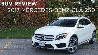 Car Review   2017 Mercedes Benz GLA 250   Driving.ca