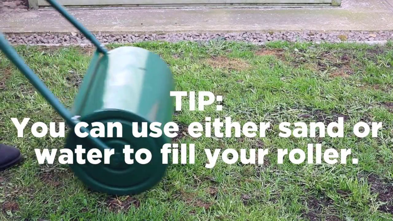 Oypla Guide Lawn Care How To Aerate Roll Your
