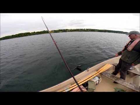 Carsington Reservoir Fly Fishing 2014