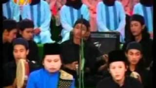 Kakang Kawah Sholawat ( rojo brono )