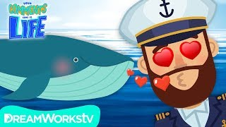 Ewww! I KISSED a WHALE!! | YOUR COMMENTS COME TO LIFE
