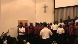 "Eastside Acapella ""I Need You Jesus"""