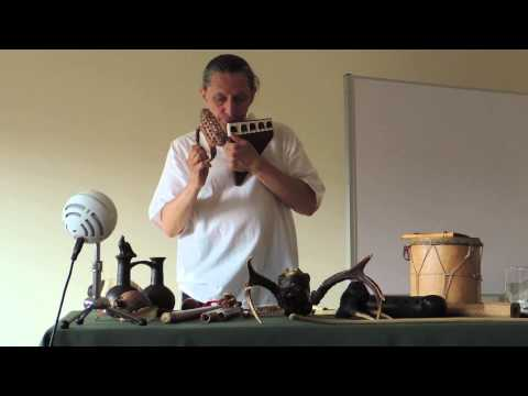 Kike Pinto Traditional Peruvian Instruments Performance