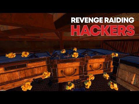 Revenge Raiding Hackers | Rust thumbnail