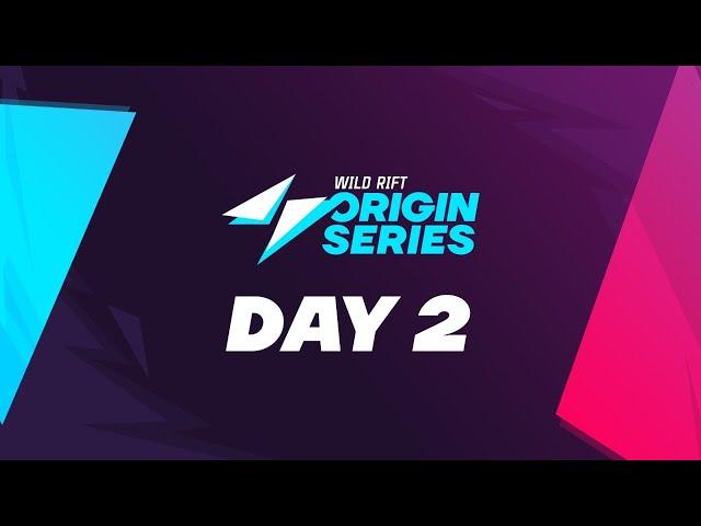 Wild Rift Origin Series June Cup Finals Day 2