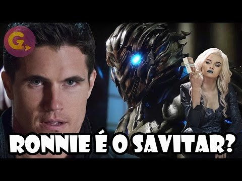 The Flash - Ronnie é o Savitar?! Chega de teorias! | Os GranudoZ