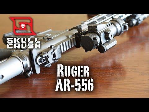 Custom Ruger AR-556