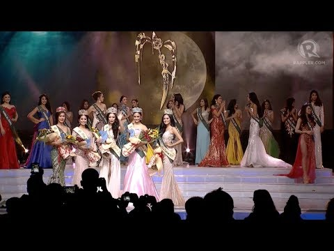 Miss Philippines Earth 2017: Crowning of winners